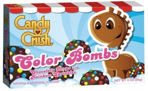 Now You Can Eat Real Candy From Candy Crush