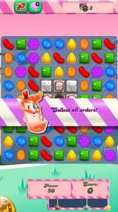 Candy Crush Reshuffle Tip