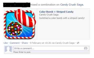 Removing Candy Crush Saga Notifications